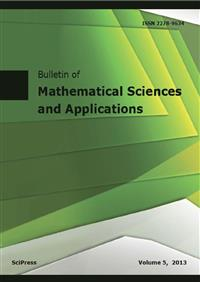 Bulletin of Mathematical Sciences and Applications