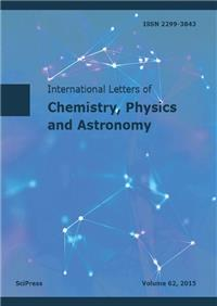 International Letters of Chemistry, Physics and Astronomy