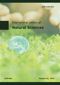International Letters of Natural Sciences